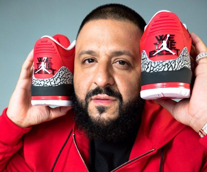 DJ Khaled se une a Jordan para presentar las nuevas Grateful 3's