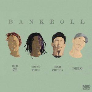 Rich Chigga sustituye a Justin Bieber en 'Bank Roll Remix' de Diplo con Young Thug y Rich The Kid