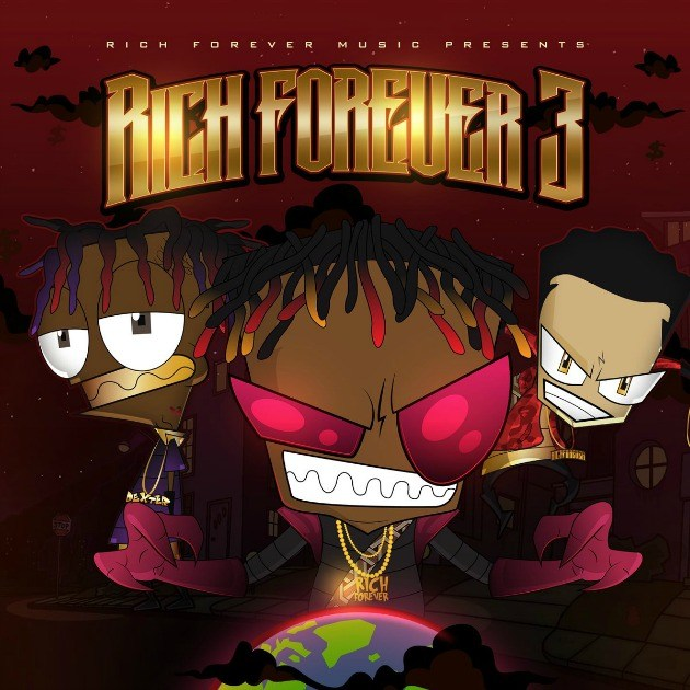 Rich The Kid, Famous Dex y Jay Critch presentan 'Rich Forever 3'