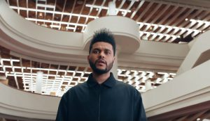 The Weeknd hace suya la geometría en su último clip 'Secrets'