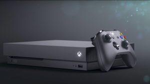 Microsoft desvela la Xbox One X, la consola más potente del mundo