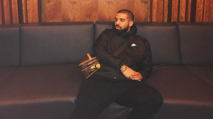 Drake presenta su nuevo tema 'Signs' junto a Louis Vuitton
