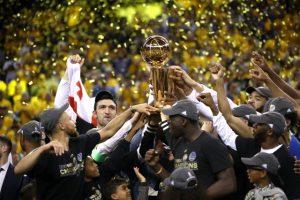 Los Warriors derrocan a LeBron y son los nuevos campeones de la NBA