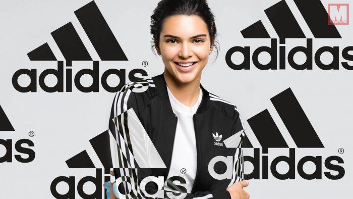 Kendall Jenner se une oficialmente a la familia Adidas