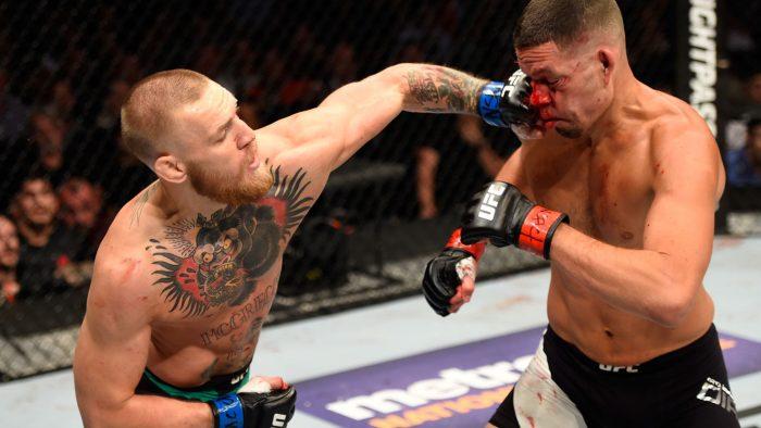 McGregor podrá usar un movimiento MMA ante Mayweather