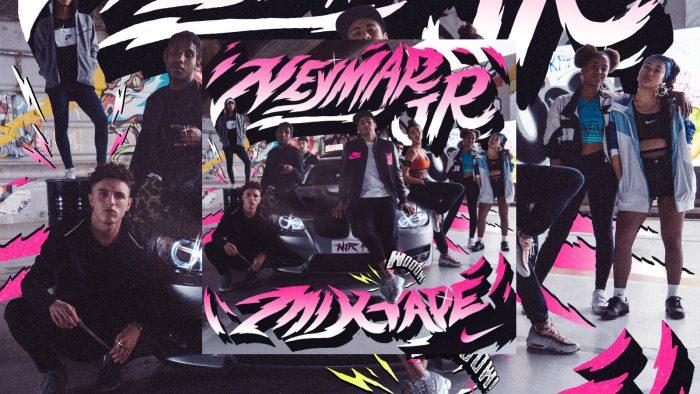 Nike lanza la 'Neymar Jr. Mixtape' con Yung Beef, Dellafuente, BadGyal…
