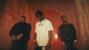 DJ Khaled, Big Sean, Travis Scott y Rick Ross se montan su propia película en 'On Everything'