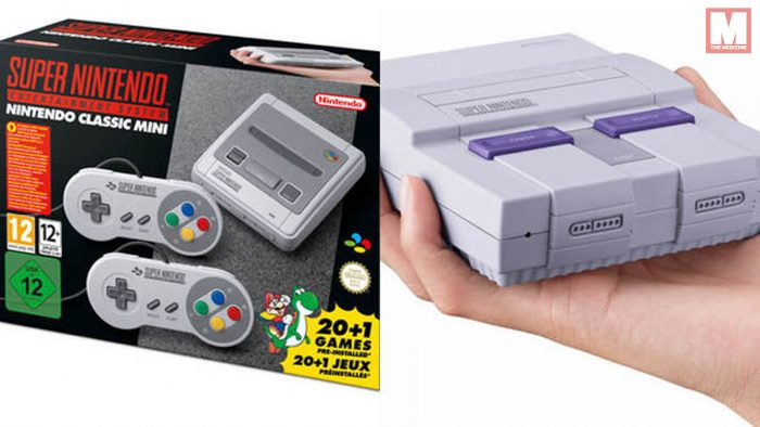 Nintendo relanzará la SNES Classic a finales de año