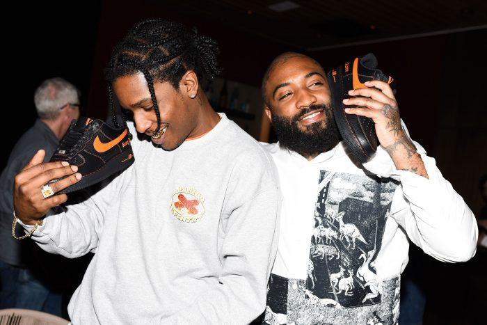 A$AP Rocky le dedica unas duras palabras a su compañero A$AP Bari