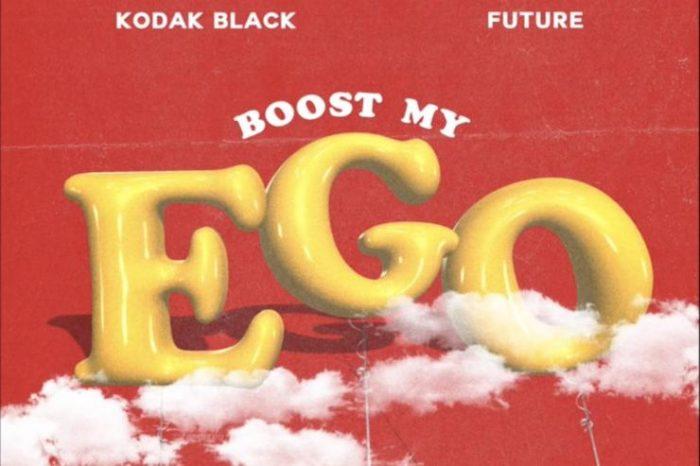 Kodak Black y Future olvidan sus problemas soltando 'Boost My Ego'