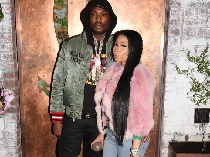 ¿Hay beef entre Nicki Minaj y Meek Mill en las redes sociales?