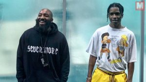 Pillan a A$AP Rocky y a A$AP Bari abandonando juntos el FYF Fest