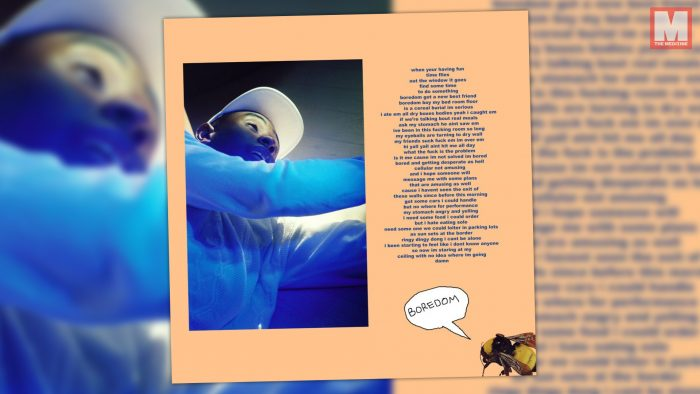 Tyler, The Creator lanza su nuevo single 'Boredom'