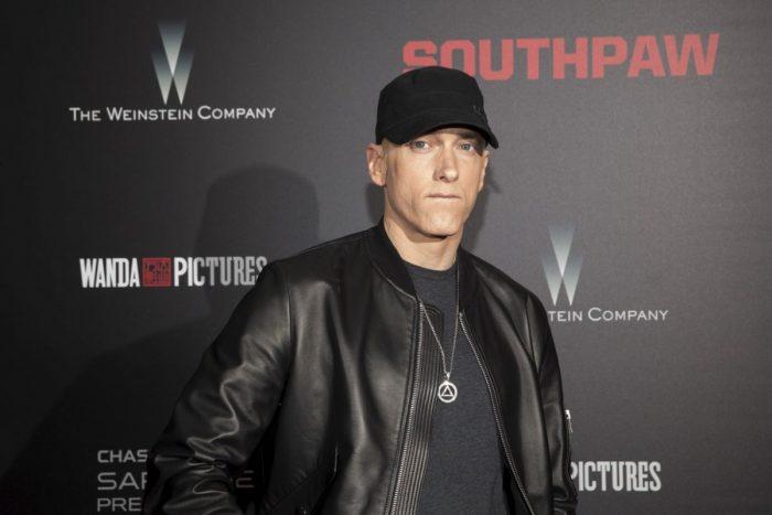 Eminem podría perder uno de sus récords mundiales muy pronto