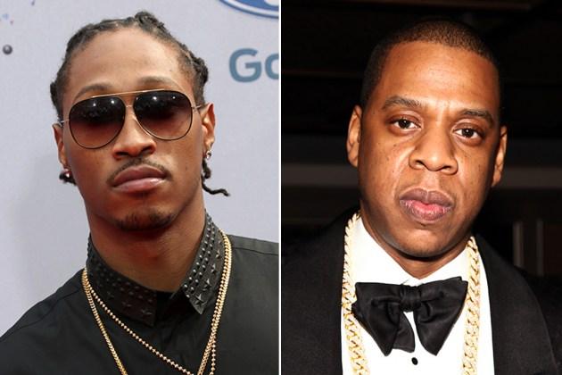 Future la toma contra Jay Z a través de un polémico selfie