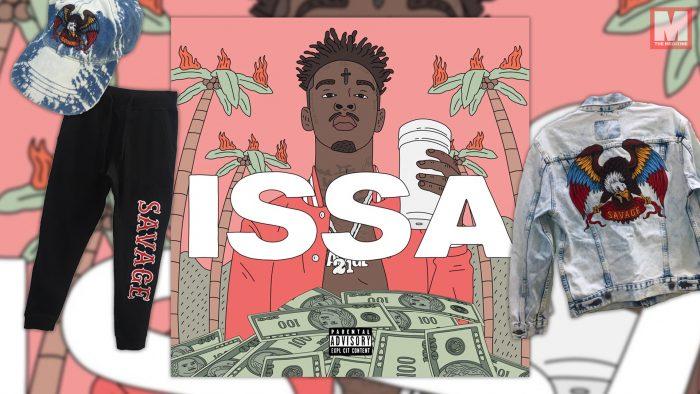 21 Savage lanza 'Issa Album' junto a su nueva marca de ropa