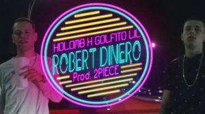KolomB presenta el cuarto clip extraído de su primer disco 'Robert Dinero' junto a Golfito Lil