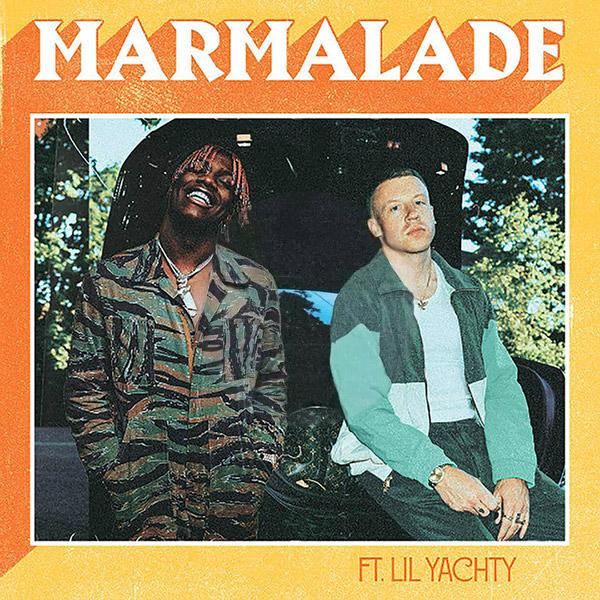 Macklemore y Lil Yachty apuntan a la canción del verano con 'Marmalade'