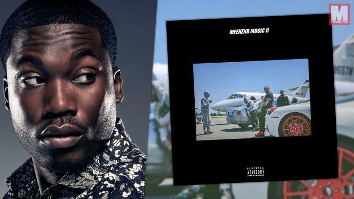 Meek Mill estrena su nueva mixtape 'Meekend Music II'