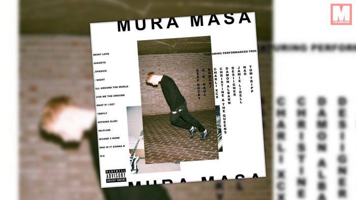 A$AP Rocky, Desiigner y más en nuevo álbum debut de Mura Masa