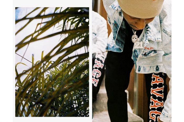 savage 2 700x467 - 21 Savage lanza 'Issa Album' junto a su nueva marca de ropa