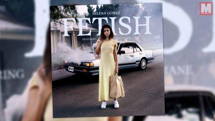 Selena Gomez comparte su nuevo single 'Fetish' junto a Gucci Mane