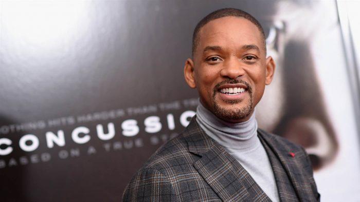 Will Smith será uno de los protagonistas de la nueva versión de 'Aladdin'
