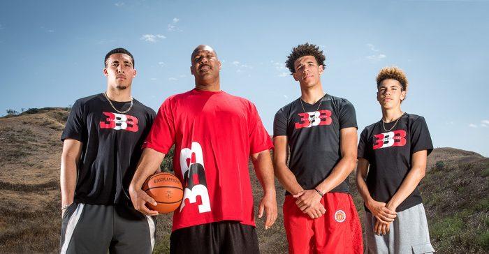 ¿Quiénes son los Ball? Descubre a la familia que quiere arrasar en el baloncesto y la moda