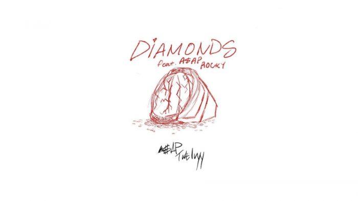 A$AP Twelvyy lanza 'Diamonds' con A$AP Rocky y revela la fecha de '12'
