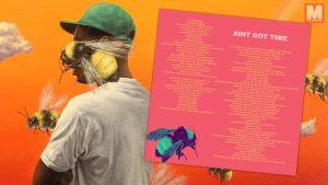 Tyler, The Creator comparte 'Ain't Got Time' de su álbum definitivamente titulado 'Flower Boy'
