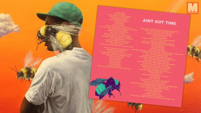 Tyler, The Creator comparte 'Ain't Got Time' de su álbum definitivamente titulado 'Flower Boy'