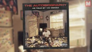 Ya puedes escuchar 'The Autobiography', el álbum debut de Vic Mensa