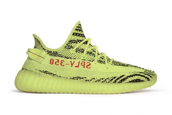 Las YEEZY Boost 350 V2 'Semi-Frozen Yellow' ya tienen fecha de salida