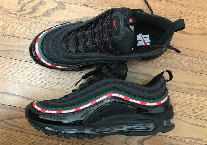 air max 97 undefeated comprar