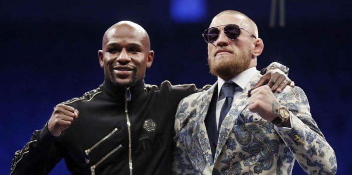 Las mejores reacciones y datos del McGregor vs Mayweather
