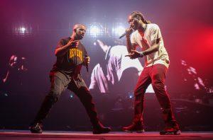 Una fan de Drake y Future les denuncia por un supuesto caso de violación