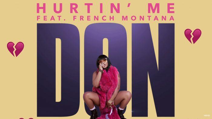 French Montana acompaña a Stefflon Don en su primer single oficial «Hurtin' Me»
