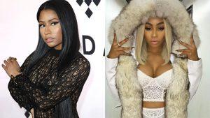 Nicki Minaj y Black Chyna te hipnotizan bailando en 'Rake It Up'