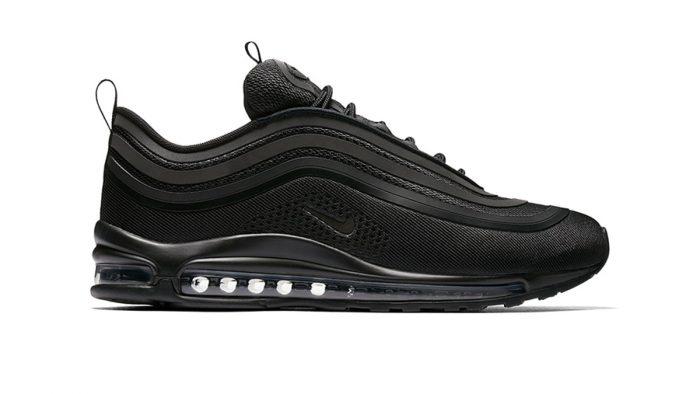 Nike cubre de negro sus Air Max 97 Ultra en las 'Triple Black'