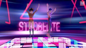 Gorillaz se adueñan de la pista de baile en el videoclip 'Strobelite'