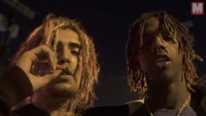 Lil Pump y Famous Dex forman un dúo letal en el vídeo 'Talkin Shit'