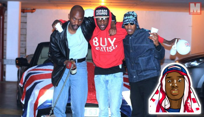 A$AP Rocky, Babyfather y Timbaland sueltan el bombazo 'Selfish'