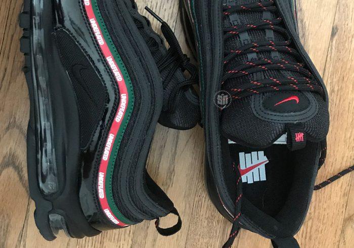 undftd air max 97 700x491 - Échale un vistazo a las imágenes de las UNDEFEATED x Nike Air Max 97