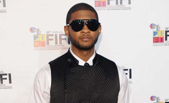Usher niega la acusación de haber transmitido una ETS a una expareja
