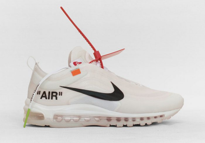 Nike muestra todas las sneakers de su colaboración con OFF WHITE