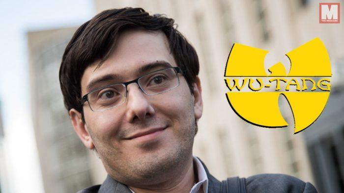 Martin Shkreli hace sonar en una entrevista el disco secreto de Wu-Tang