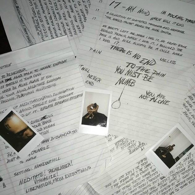 Ya puedes escuchar el esperado álbum '17' de XXXTENTACION