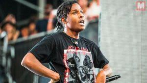 Escucha ya el anticipo del nuevo single 'Wok' de A$AP Rocky