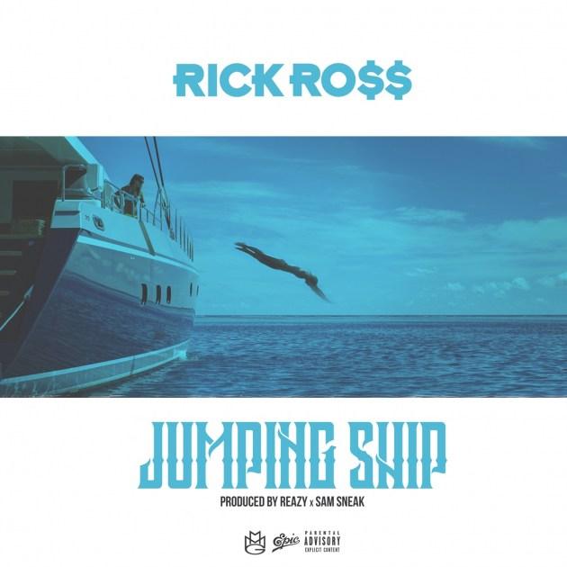 Rick Ross nos sorprende con los tracks 'Good Life' y 'Jumping Ship'