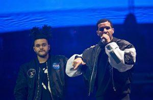 Drake está de vuelta en el estudio y tiene un mensaje para The Weeknd